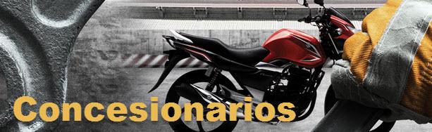 concesionarios de motos suzuki en Cartagena Bolivar