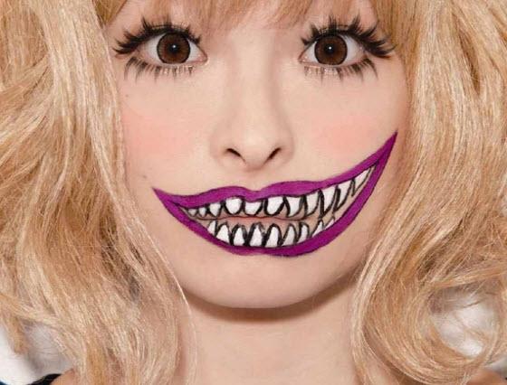 Ver maquillaje para halloween