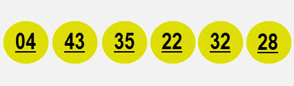 números ganadores de baloto 5 de octubre