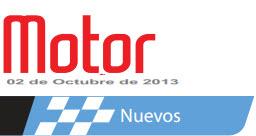 Precios revista motor carros nuevos, octubre 2 de 2013