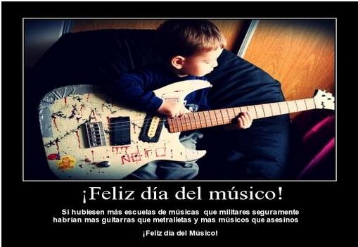 dia del músico