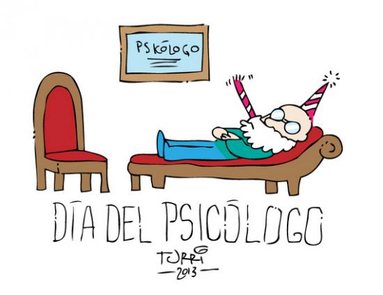 Psicólogo, felicidades en tu día!