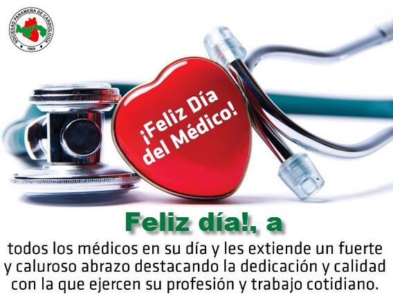 feliz día a todos los médicos 2013