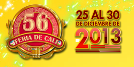 Boleteria para la feria de Cali 2013