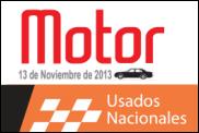 Precios revista motor carros usados nacionales Noviembre 13 de 2013