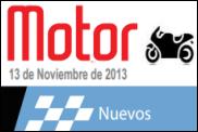 Precios revista motor, motos nuevas 13 de Noviembre de 2013