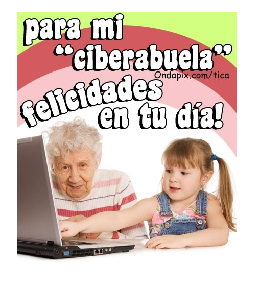 tarjetas y postales día de la abuela 2013