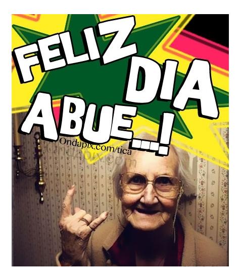 tarjetas y postales día de la abuela