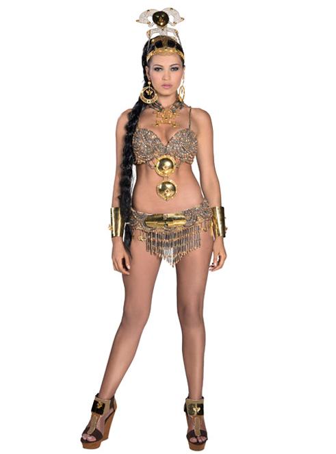 traje artesanal señorita bogota 2013