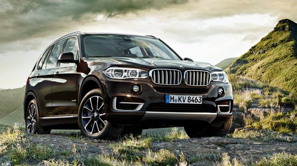 Ficha y especificaciones tecnicas de la nueva BMW X5