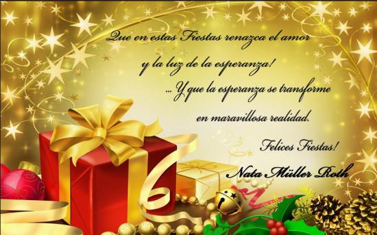 Mensajes y frases de Navidad
