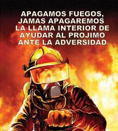 Dia del bombero 2013