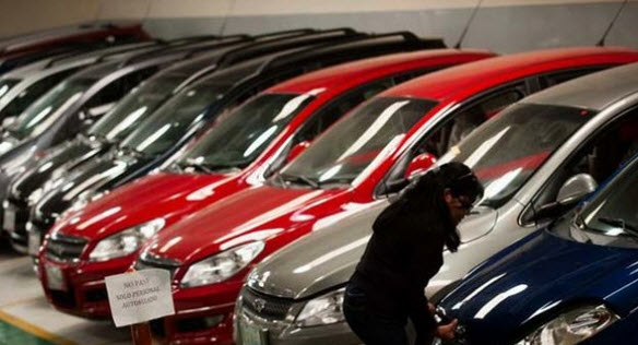 Precios revista motor carros usados nacionales Enero de 2015