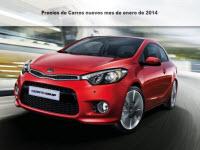 Precios revista motor carros nuevos enero 2014