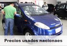 Precios revista motor carros usados nacionales enero 2014
