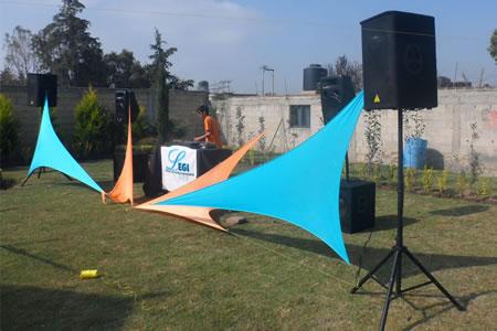 Alquiler de sonido y luces para eventos en Cali