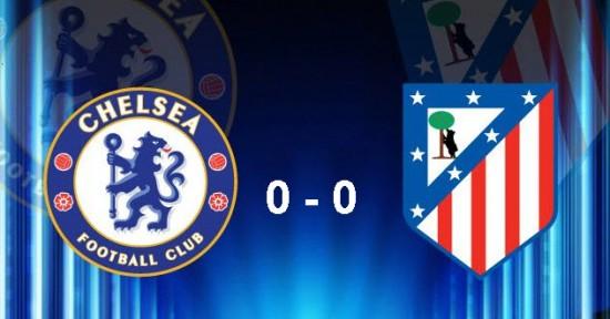 Atlético Madrid vs Chelsea liga de campeones