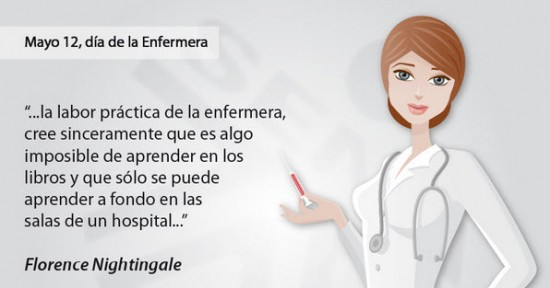 dia de la enfermera 12 de mayo