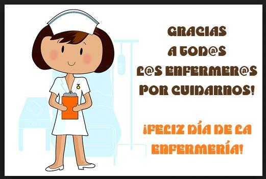 frases y postales para el dia de la enfermera para compartir