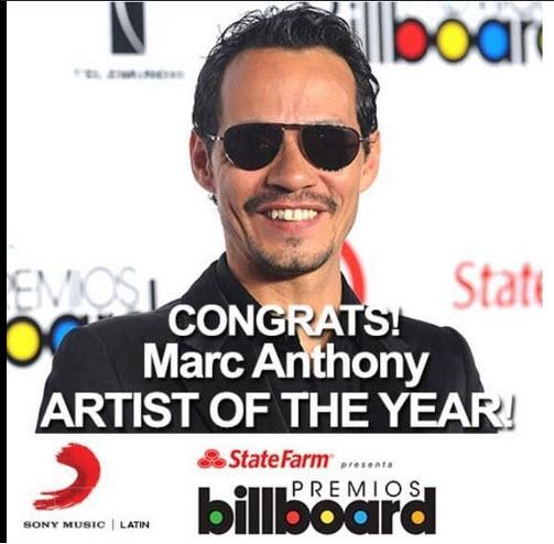 artista del año y gran estrella de la noche en los billboards-2014