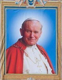 La canonización de Juan Pablo II