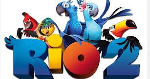 En cartelera película infantil, Rio 2
