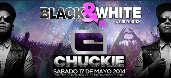 Black and white 2014