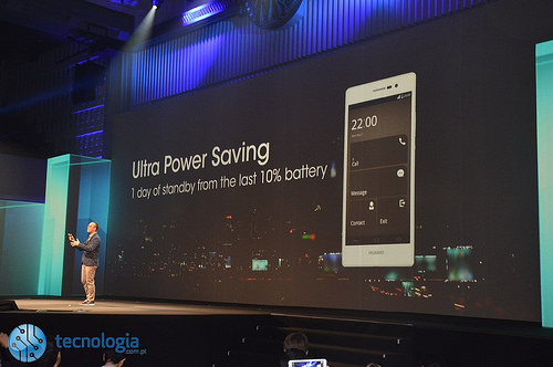 Presentacion y caracteristicas tecnicas del Huawei Ascend P7