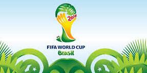 Precios del envío de entradas de la Copa Mundial de la FIFA 2014
