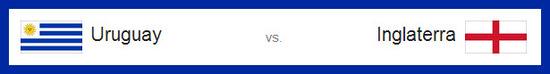 partido en vivo uruguay vs inglaterra el 19 de junio de 2014