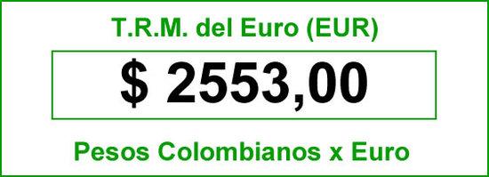 Precio Del Hoy En Colombia March 2020