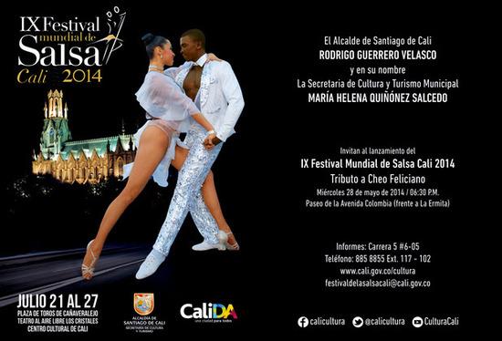 IX festival mundial de salsa cali 2014