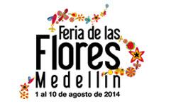 Programación oficial, Feria de las Flores Medellín 2014