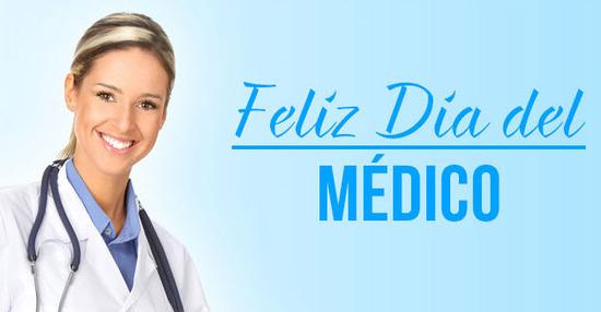 Feliz día del medico en médico 2014