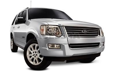 ford explorer modelo 2010 version xlt