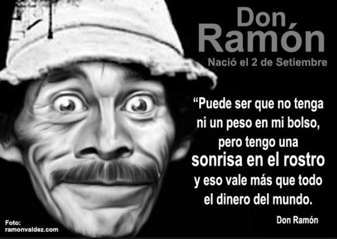 Imágenes divertidas y graciosas de Don Ramon para compartir