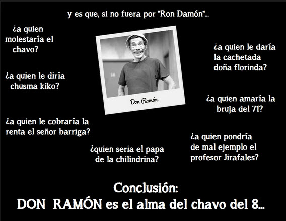 Imagenes Comicas de Don Ramon para compartir