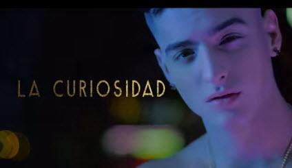 """VIDEO Y LETRA de Canción """"La Curiosidad"""" de Maluma"""