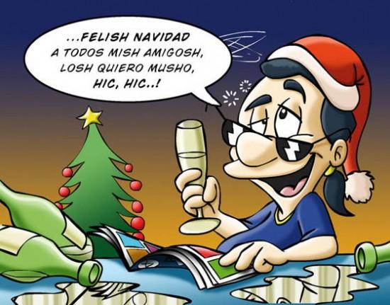 Imagenes de navidad graciosas para compartir