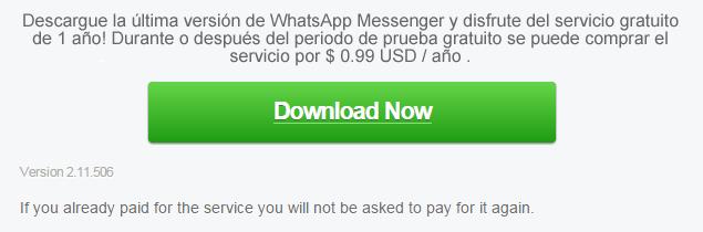 Whatsapp para PC - Descarga
