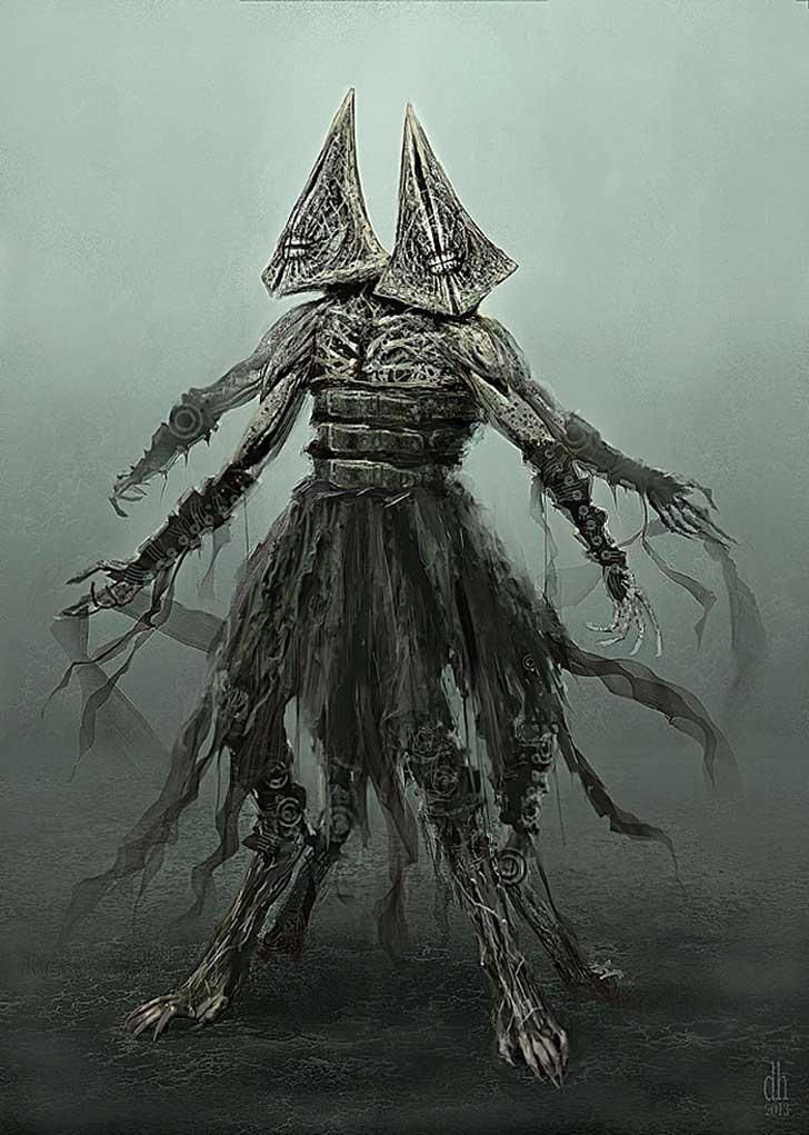 Fantásticos monstruos del zodiaco digital art damon hellandbrand acuario Geminis