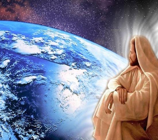 Imagen de fondo para Whatsapp de Jesús  - god