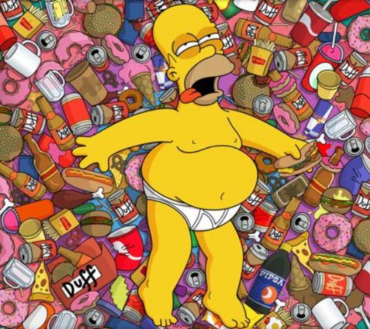 Descargar imágenes de fondo para whatsapp Homero