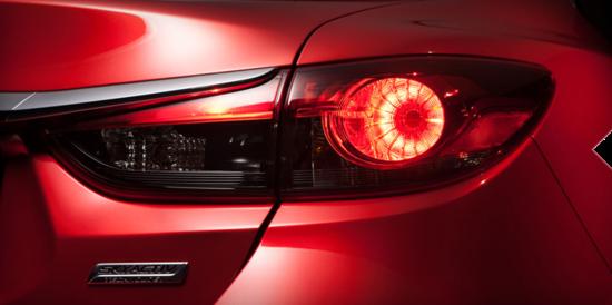 Mazda 6  Version 2,0L
