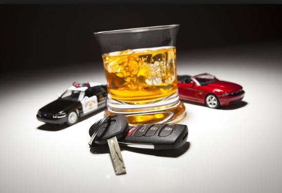 Ley sanciones por conducir un vehículo en estado de embriaguez