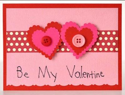 Manualidades de San Valentin