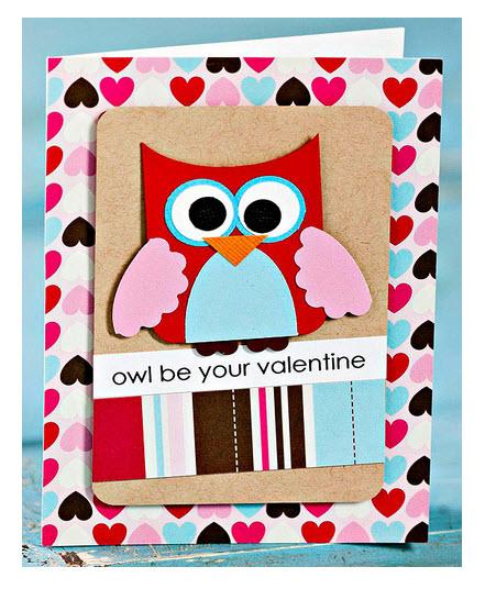 Manualidades San Valentin Tarjetas