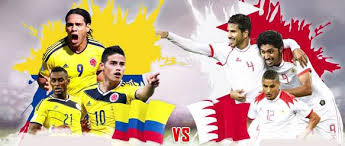 colombia vs bahrain
