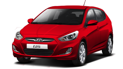 hyundai colombia i25 sedan 2015 color rojo