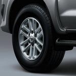 Imagenes Toyota Fortuner Rines de Lujo